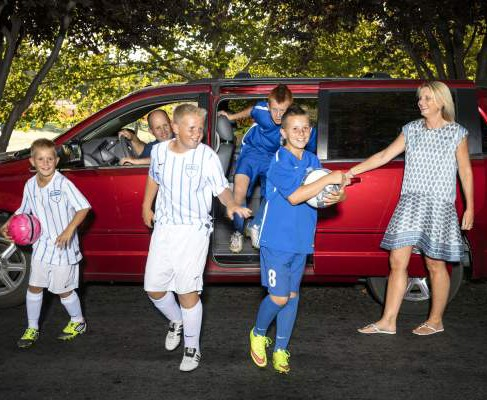 One family's spending on youthsoccer