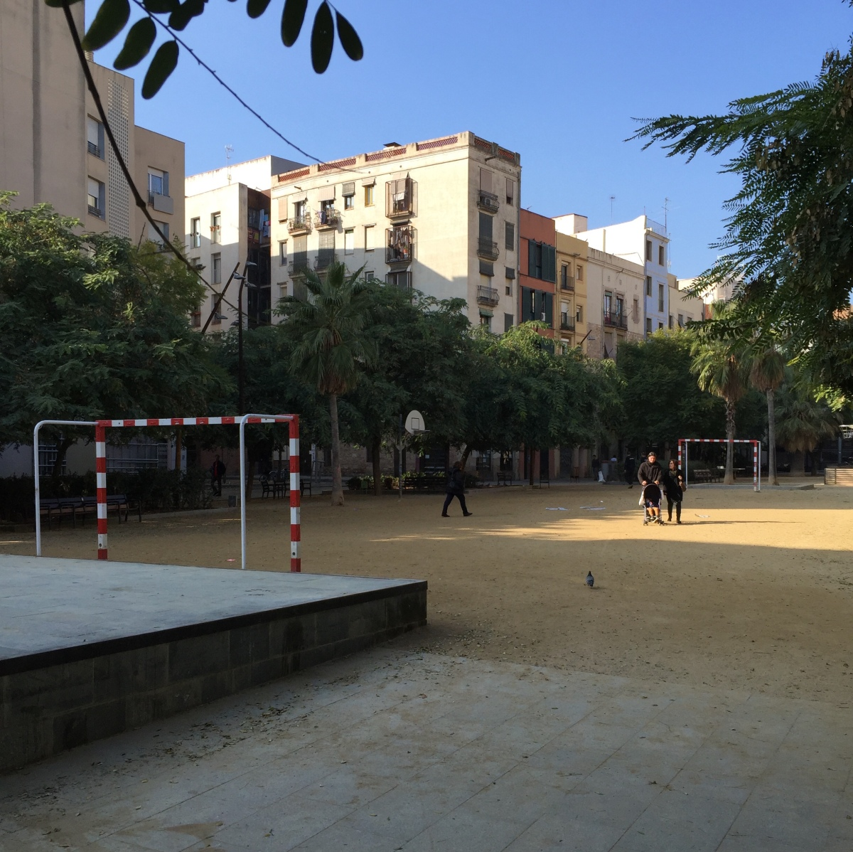 Spanish street soccer culture