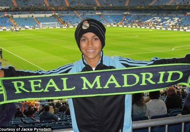 Bay Area youngster at Real Madrid youth academy