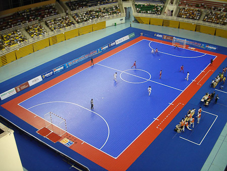 Big investment in futsal