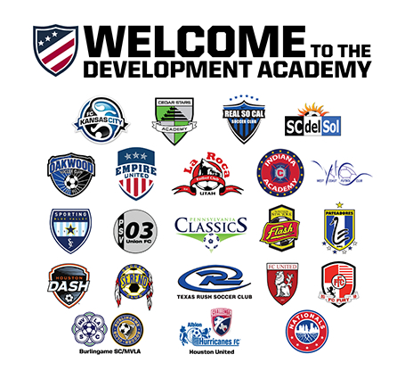 22 more clubs get Girls Development Academy status for a total of 74