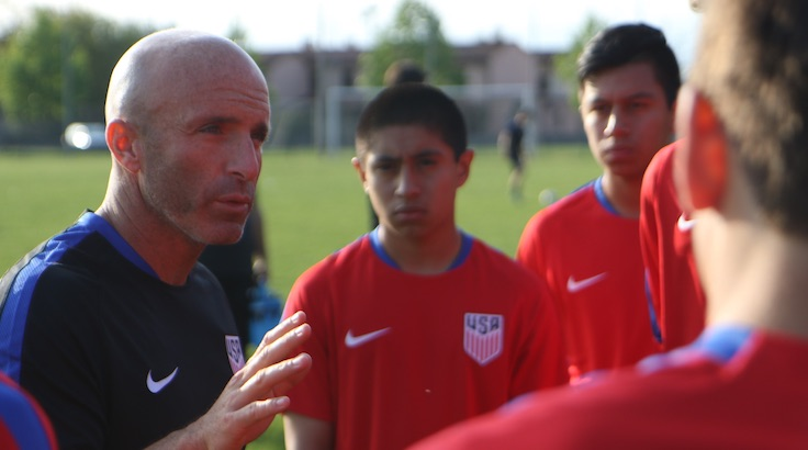 "Youth National Team coach: ""Players aren't as creative as they used to be"""